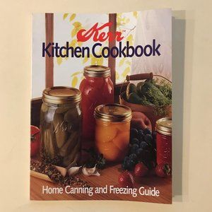 VINTAGE Kerr Canning and Freezing Guide